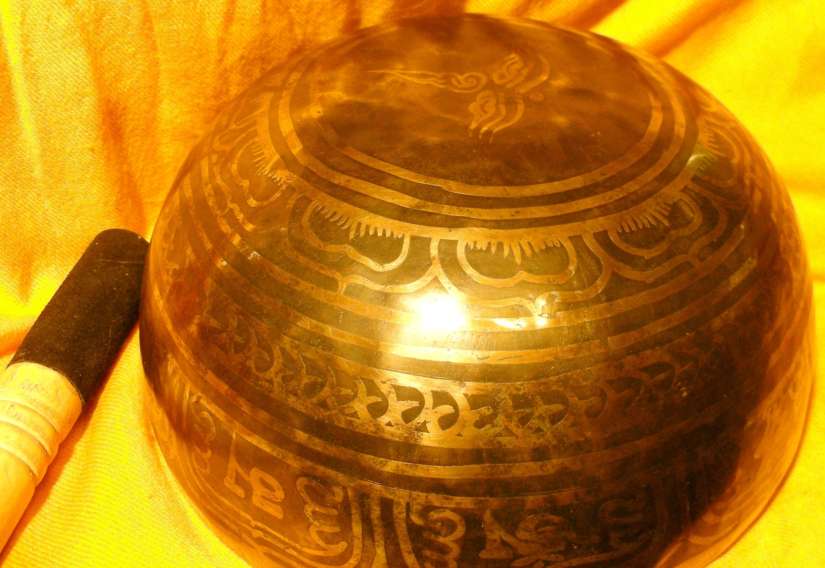 EChakra large bowl bottom