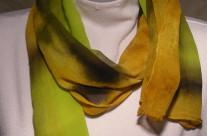 Silk Chiffon 13×54 Scarf